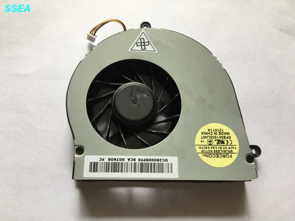 SSEA New <font><b>Fan</b></font> for <font><b>Acer</b></font> Aspire 7335 7560 7735 <font><b>7750</b></font> 7750G 7750Z Laptop CPU <font><b>FAN</b></font> DFS541305LH0T image