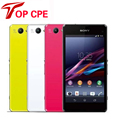 "Sony Xperia Z1 Compact Original Unlocked Z1 mini GSM 3G&4G Android Quad-Core 2GB RAM 4.3"" 20.7MP WIFI 16GB rom D5503 Smartphone"