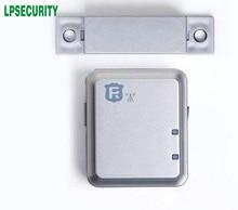 Ücretsiz kargo GSM kablosuz ev güvenlik kapısı Menci alarmı sopport Web Sitesi/IOS APP/Android APP/SMS, çoklu set, takip