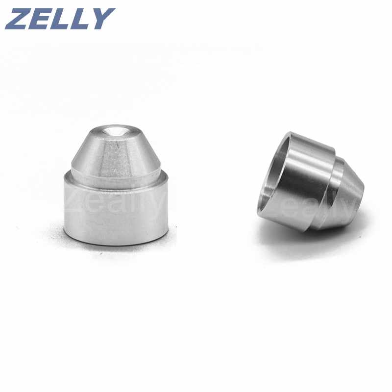 2PCs Cone Cups Machined in 60 Degree & Center-Marked FOR Solvent Trap/Fuel  Filters 1