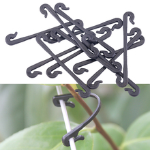 100PCS Vines Fastener Tied Buckle Hook Plant Vegetable Grafting Clips Agricultural Greenhouse Support Plant Supplies