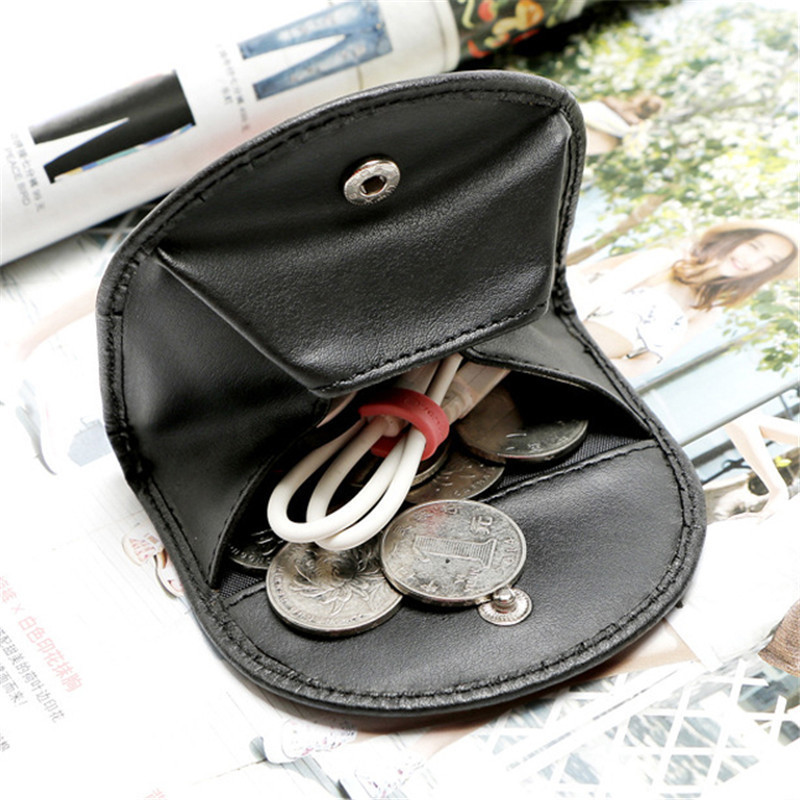 2018 Genuine leather Man Coin Purses Women's Small Change Money Bags Pocket Wallets Key Holder Case Mini Pouch Zipper Popular cute cats coin purse pu leather money bags pouch for women girls mini cheap coin pocket small card holder case wallets