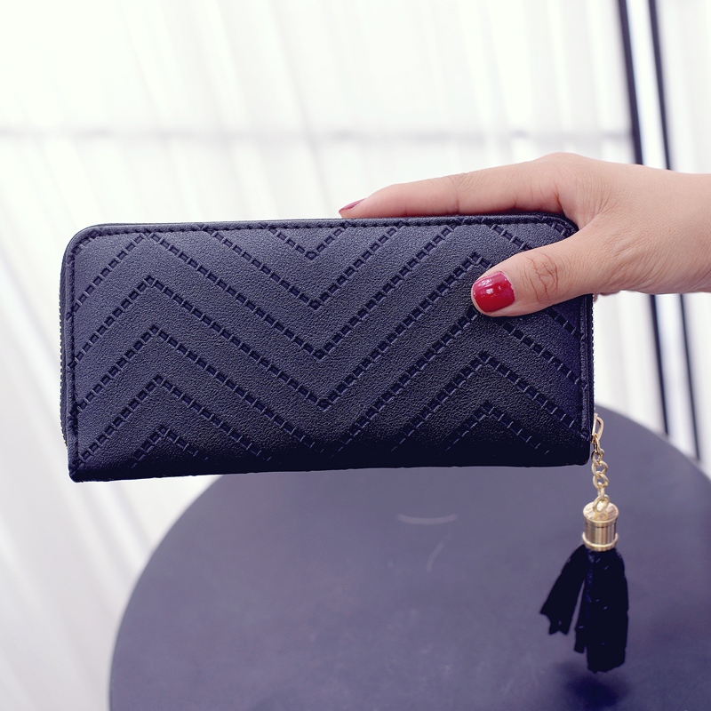 2018 PU Leather Wallet Women Purse Practical Big Capacity Woman Wallets Holder Card portefeuille femme womens wallets and purses women wallets and purses woman purse pu leather wallet fashion portefeuille femme monederos carteras mujer 2017 female purses