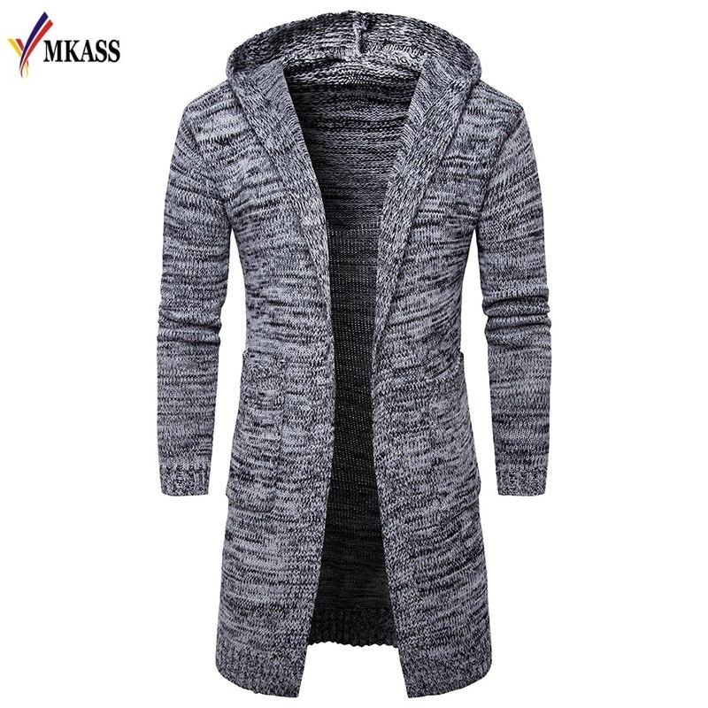 Offre spéciale hommes chandail à manches longues Cardigan hommes Pull Style Cardigan vêtements mode épais chaud Mohair chandails