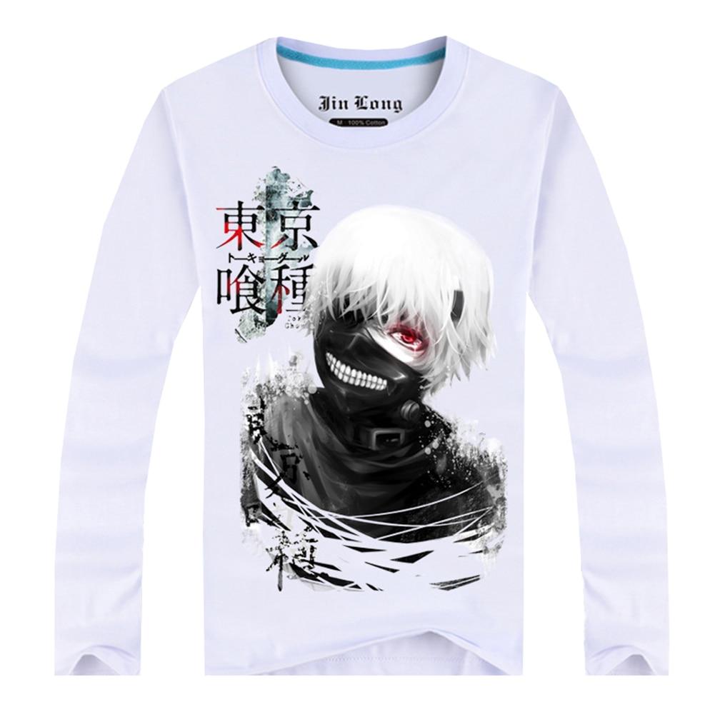 Brdwn Tokyo Ghoul Unisex Ken Kaneki Touka Kirishima - Կարնավալային հագուստները - Լուսանկար 4