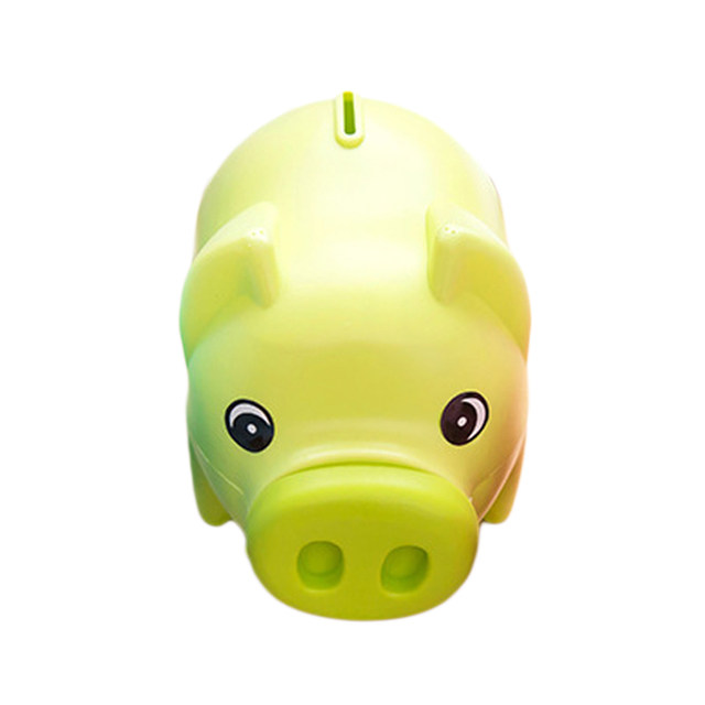 Marvelous Online Shop Hot Sale Portable Cute Plastic Piggy Bank Saving Cash Coin Money  Box Children Toy Kids Gifts Home Collection 3 Colors | Aliexpress Mobile