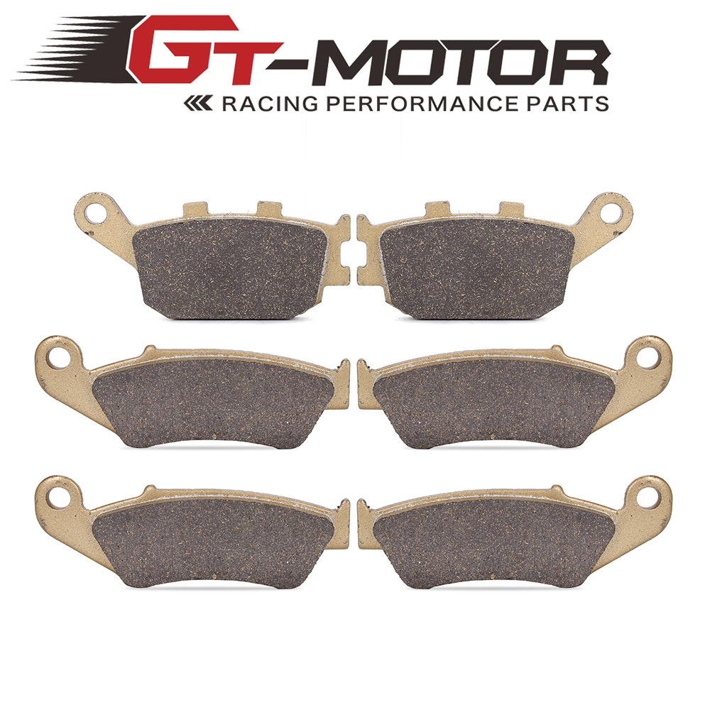 Motorcycle Front and Rear Brake Pads For honda XRV750 Africa Twin 1994-2003 180 16 9 fast fold front and rear projection screen back