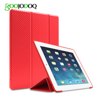 For Ipad Mini 4 2015 Hot Slim Magnetic PU Leather Smart Cover Stand Case For Ipad