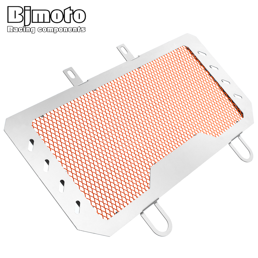 BJMOTO Motorcycle Radiator Grille Guard For <font><b>KTM</b></font> <font><b>DUKE</b></font> <font><b>390</b></font> <font><b>DUKE</b></font> 250 <font><b>2017</b></font> 2018 Moto Protector Grill Cover image