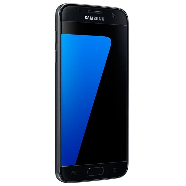 "Unlocked Samsung Galaxy S7 G930F Mobile Phone 4G LTE 5.1"" 12MP Quad Core 4GB RAM 32GB ROM NFC GPS Cell Phone"