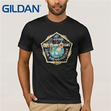 GILDAN CCCP Space Station 12 T-Shirt