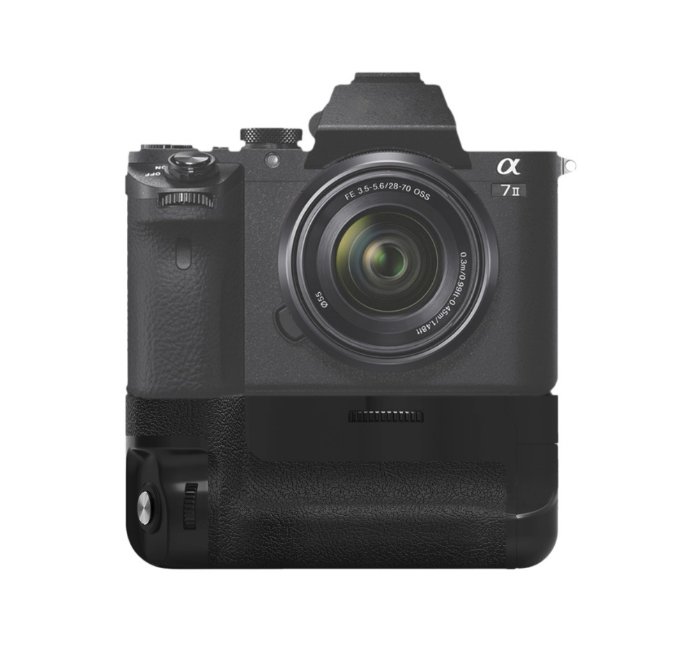 Meike MK-A7II  battery grip for sony a7 II/  a7S II / a7R II аксессуар moon mk ii