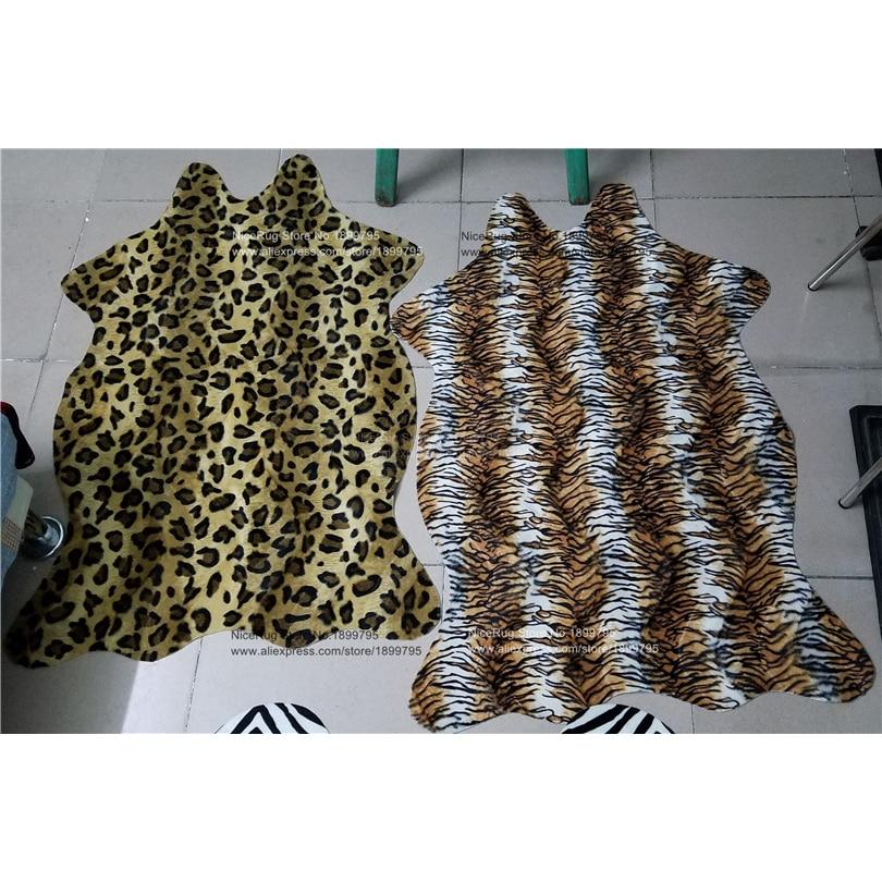 2 шт. Тигрова штучна шкіра друкований - Домашній текстиль