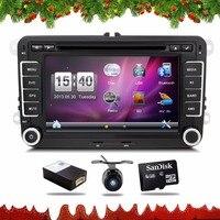 2 Din Car Dvd Gps In Dash Vw Polo Car Dvd GPS Radio Tuner MP3 USB