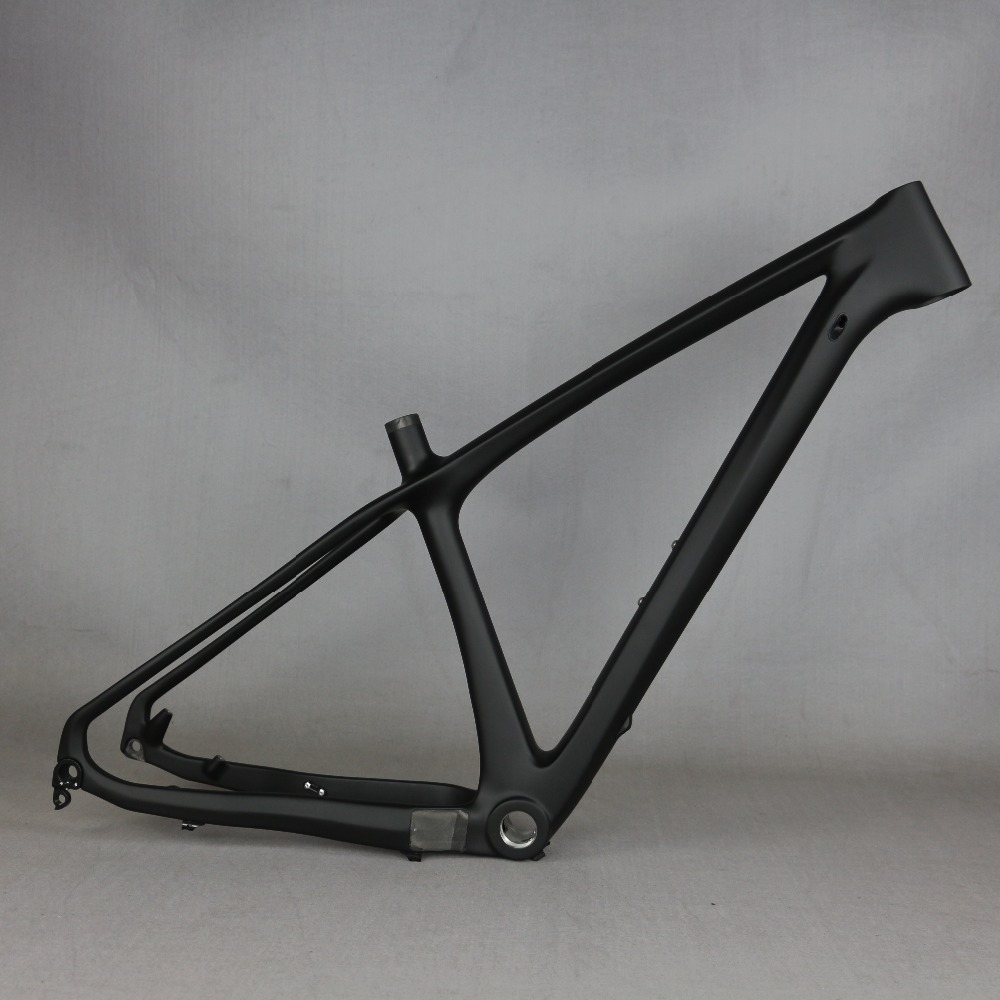 2019 New 27.5er BOOST MTB Frame  EPS Whole Shaped Technology /Chinese  Bike Frame /hard Tail Carbon Frame -FM003
