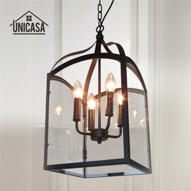 Vintage Pendelleuchte Industrie Beleuchtung Wohnzimmer Lampen Hotel Kche Insel Led Leuchten Veranda Antike Anhnger Deckenleuchte