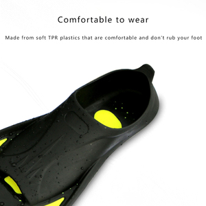 Image 3 - Snorkeling Diving Swimming Fins Adult/kids Flexible Comfort Swimming Fins Submersible Foot Children Fins Flippers Water Sports