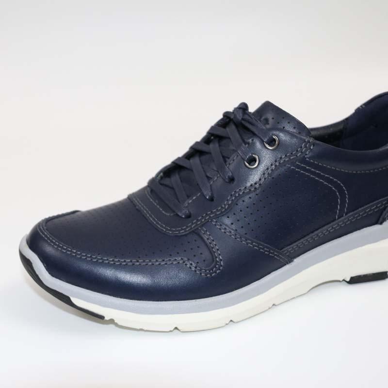 Shoeslight Homens Homem Sapato azul Dos Confortável Preto E De Casual up Shoesmen Couro Men Shoeshigh Qualidade Lace qUfYvwn