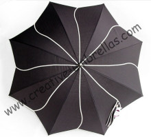 Lotus leaf umbrellas,100%sunscreen,UPF>50+,210T cotton,long-handle parasol,ladies parasol,rotate windmill umbrellas