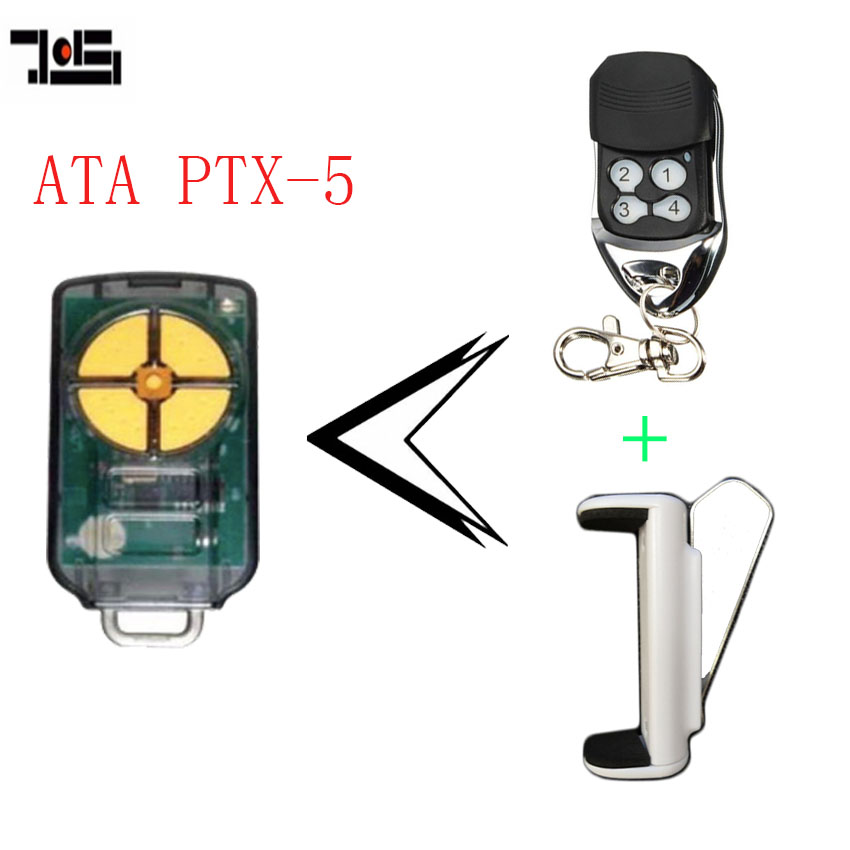For ATA PTX-5 radio control <font><b>openers</b></font> <font><b>garage</b></font> <font><b>door</b></font> <font><b>remote</b></font> top quality image