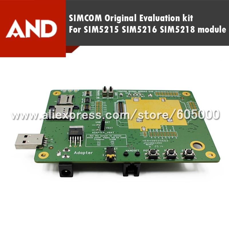 sim5215 sim5216 sim5218 evaluation board, original SIMCOM