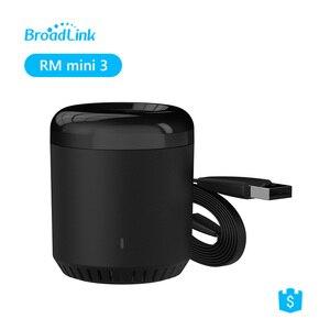 Image 5 - Broadlink RM RM מיני 3 לחכמה בית פתרון WiFi IR מרחוק תמיכת Google בית וalexa