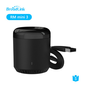 Image 5 - Broadlink RM RM Mini 3 télécommande pour la maison intelligente Solution WiFi IR support à distance Google Home et Alexa