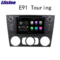 Liislee For BMW E91 Touring 2005~2012 Android Car Navigation GPS Audio Video Radio HD Touch Screen Stereo Multimedia Player.