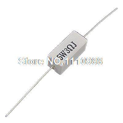 25 Piece Lot 180K Ohm 2 Watt 5/% Metal Oxide Resistor 282-180K-RC
