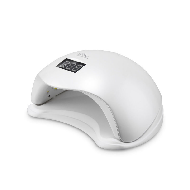 SUN5 48 Watt UV LED Auto Sensor Nagel Lampe Nageltrockner Gel Curing Licht mit Bottom 30 s/60 s Timer LCD display Weißes Licht