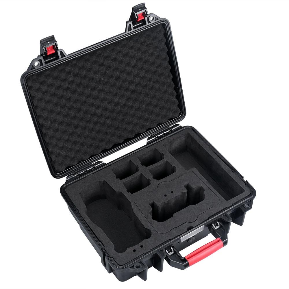 Smatree Impermeabile Custodia per il trasporto per DJI Mavic 2 Pro/DJI Mavic 2 Zoom Volare Più Combo, per DJI Controller Smart - 2