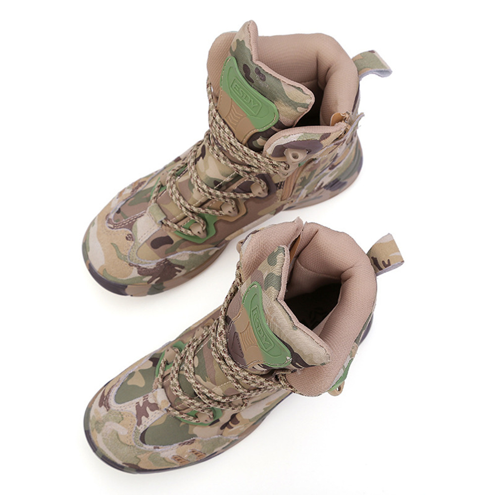 61904583a2105 Military army boots 6.0 war Delta desert boots special force boots multicam  climbing shoe euro 39 45 on Aliexpress.com