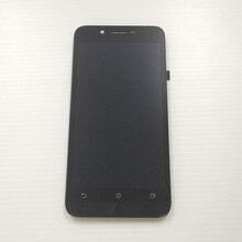 Дешевые Для ASUS Zenfone Go ZC500TG Z00VD ЖК-дисплей Дисплей Панель модуль мониторинга + Сенсорный экран планшета Сенсор Стекло в сборе с рамкой