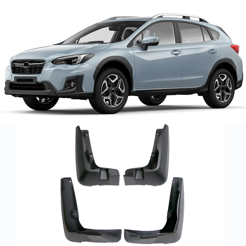 US $31 24 26% OFF|4Pcs Front Rear Car Mud Flaps For Subaru XV Crosstrek  2018 Mudflaps Splash Guards Mud Flap Mudguards Accessories 2019-in  Mudguards