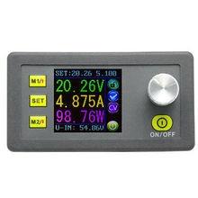 DP50V5A Digital LCD Programa Step-down Módulo de fuente de Alimentación Regulada