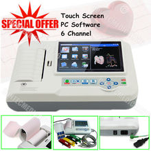 CE  Touch Screen Digital 6 channel 600G Contec EMS Free Shipping