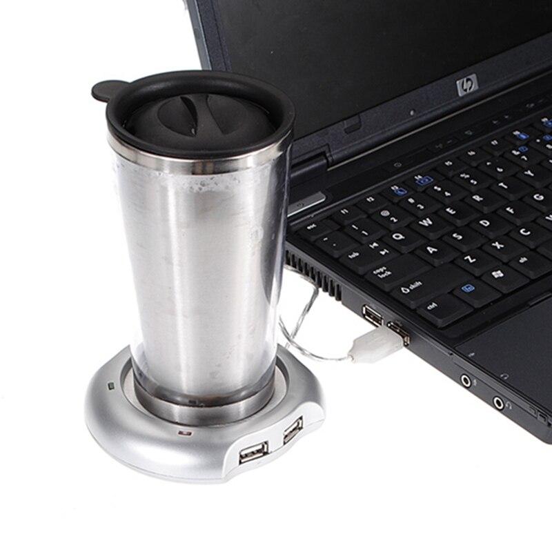 Free Shipping Wired Muti function Tea Coffee Cup Mug Warmer Heater ...