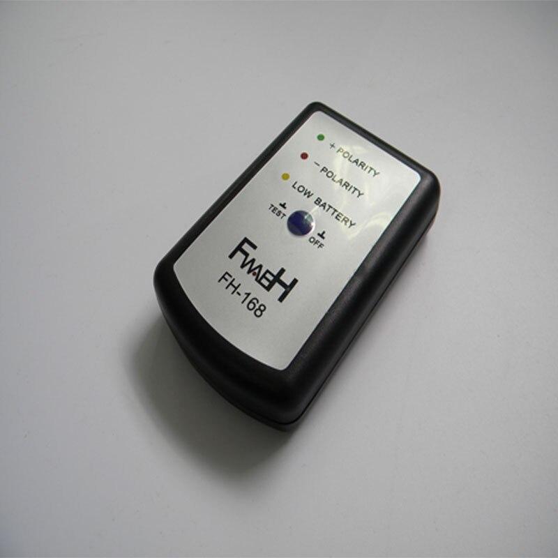 Medidor De Fase del Probador De Bocina del Altavoz De Audio del Autom/óvil Autom/ático Medidor De Fase De Ph Zyyini Medidor De Fase del Probador De Polaridad del Altavoz De Audio del Autom/óvil