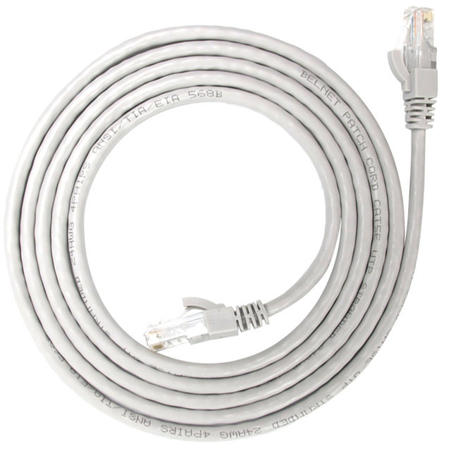 Online Shop 2M 3M CAT5e CAT6 Cross-ruling Crossover Cable network ...