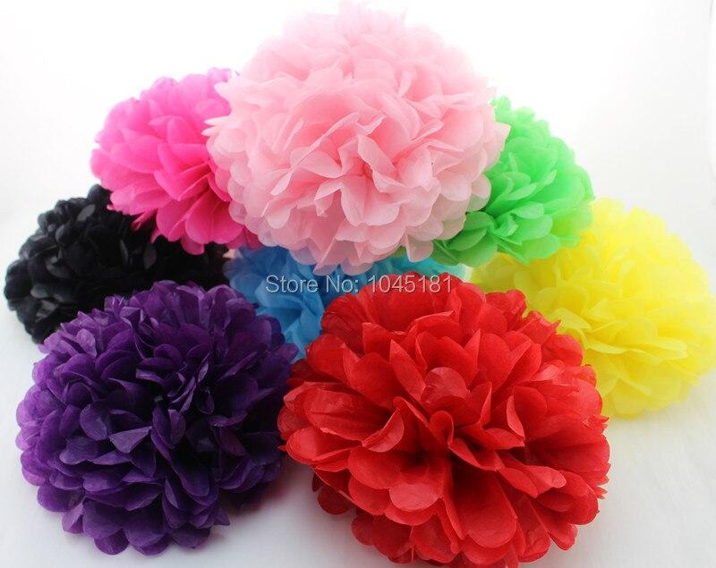 Ipalmay free shipping 10 tissue paper flowers wedding party tissue paper pom pom color chart paper pom poms 2 htb1wpi5hvxxxxb6xfxxq6xxfxxxz htb1prbxfvxxxxcdxvxxq6xxfxxxz mightylinksfo