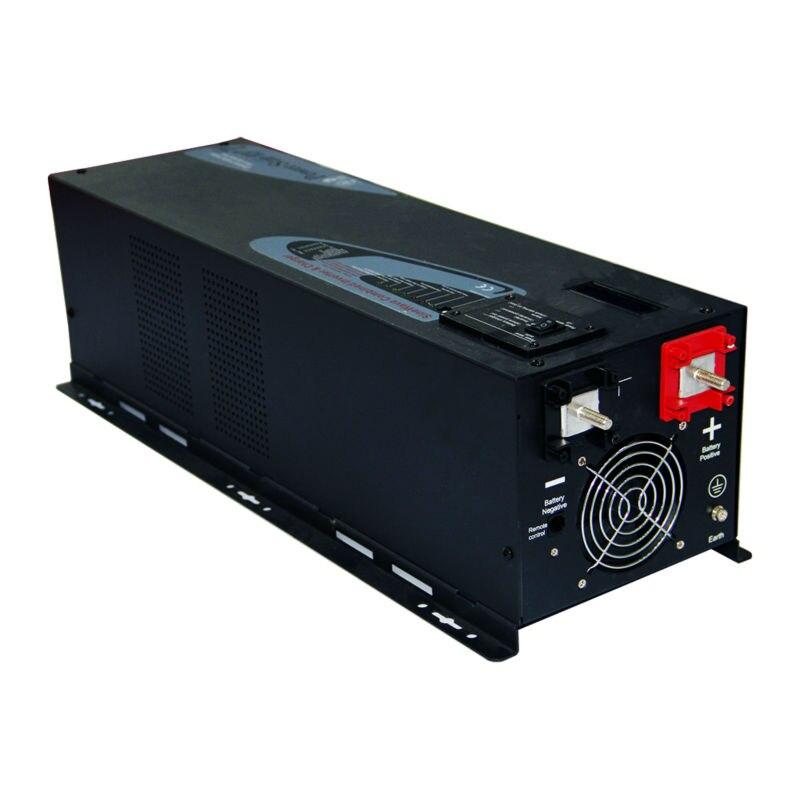 MAYLAR@ 48V,5000W  Pure Sine Wave Off-grid Power Inverter With Charger ,Output 50Hz/60Hz ,100Vac-240Vac 5000w dc12v 24v ac110v 220v off grid pure sine wave single phase power inverter with charger and lcd screen