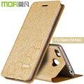Xiaomi mi max случае mofi обложка флип кожа матовая роскошные дюймовый коке fundas для mi max 6.44 mi max аксессуары оригинал