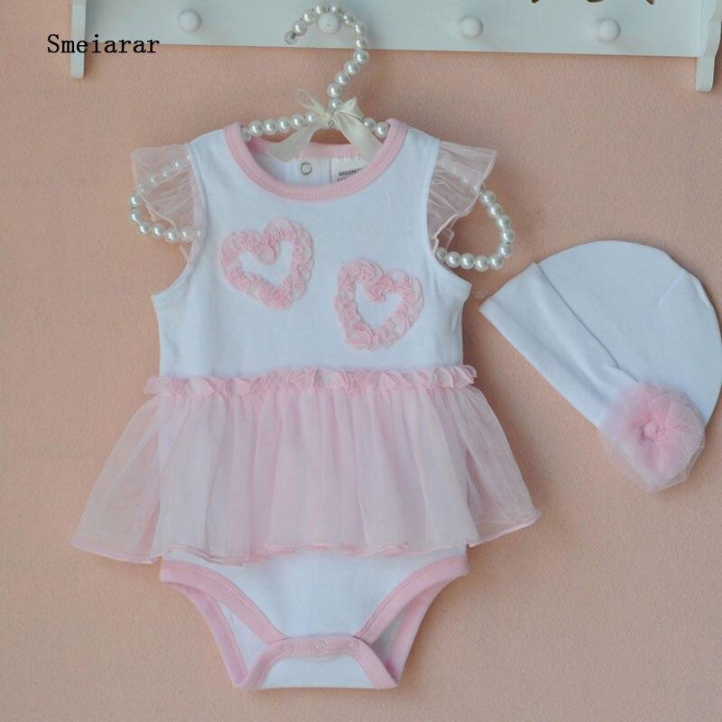 Smeiarar Baby Girl Clothes Dress Boy Vestido Infantil