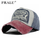FRALU Hot Spring Cotton Cap Baseball Cap Snapback Hat Summer Cap Hip Hop Fitted Cap Hats For Men Women Grinding Multicolor