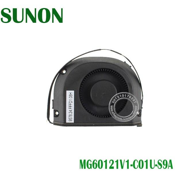 LÀM MÁT FAN ĐỐI VỚI Apple Sân Bay Thời Gian Viên Nang A1521 A1470 ME177 ME918 MG60121V1-C01U-S9A DC12V 610-0179 BSB0712HC-HM01