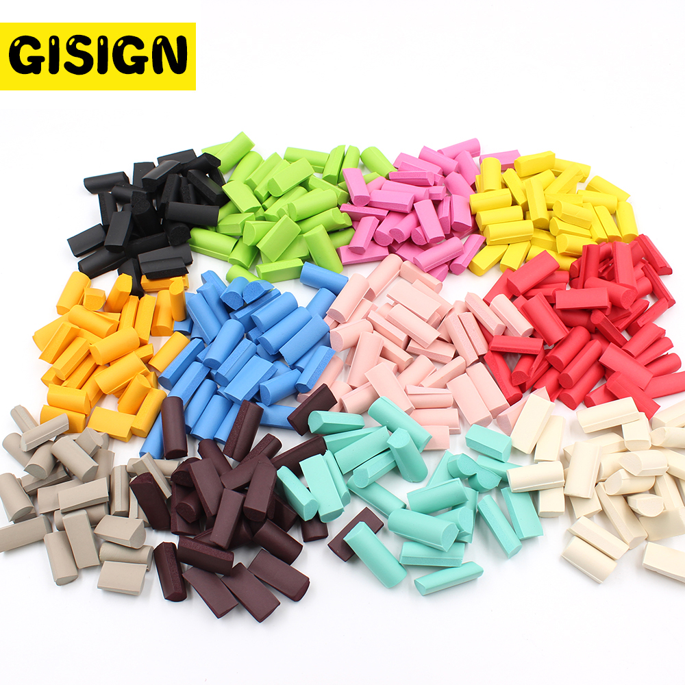 15g Foam Bead Addition For Slime Supplies Sponge Chunks Lizun Accessories Filler Charms For Slime Clay Mud Decoration Toys