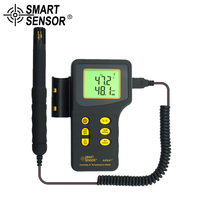 SMART SENSOR 2 in 1 Digital thermometer thermo hygrometer Multi Function K type Thermocouple humidity temperature meter
