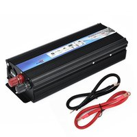 12V DC To AC 110V/220V Auto Inverter 2000W Car Power Modified Sine Wave Inverter