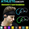 Original Bluetooth 4 1 Headset Sports Dacom Athlete Bluetooth Earphone For Phone Stereo Wireless Headphone W