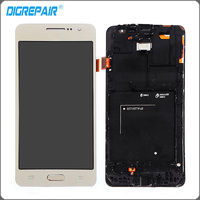5 0 Gold For Samsung Galaxy Grand Prime G530 G530FZ LCD Display Panel Touch Screen Digitizer